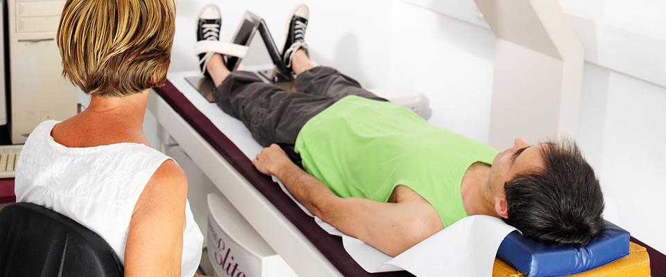 Knochendichtemessung